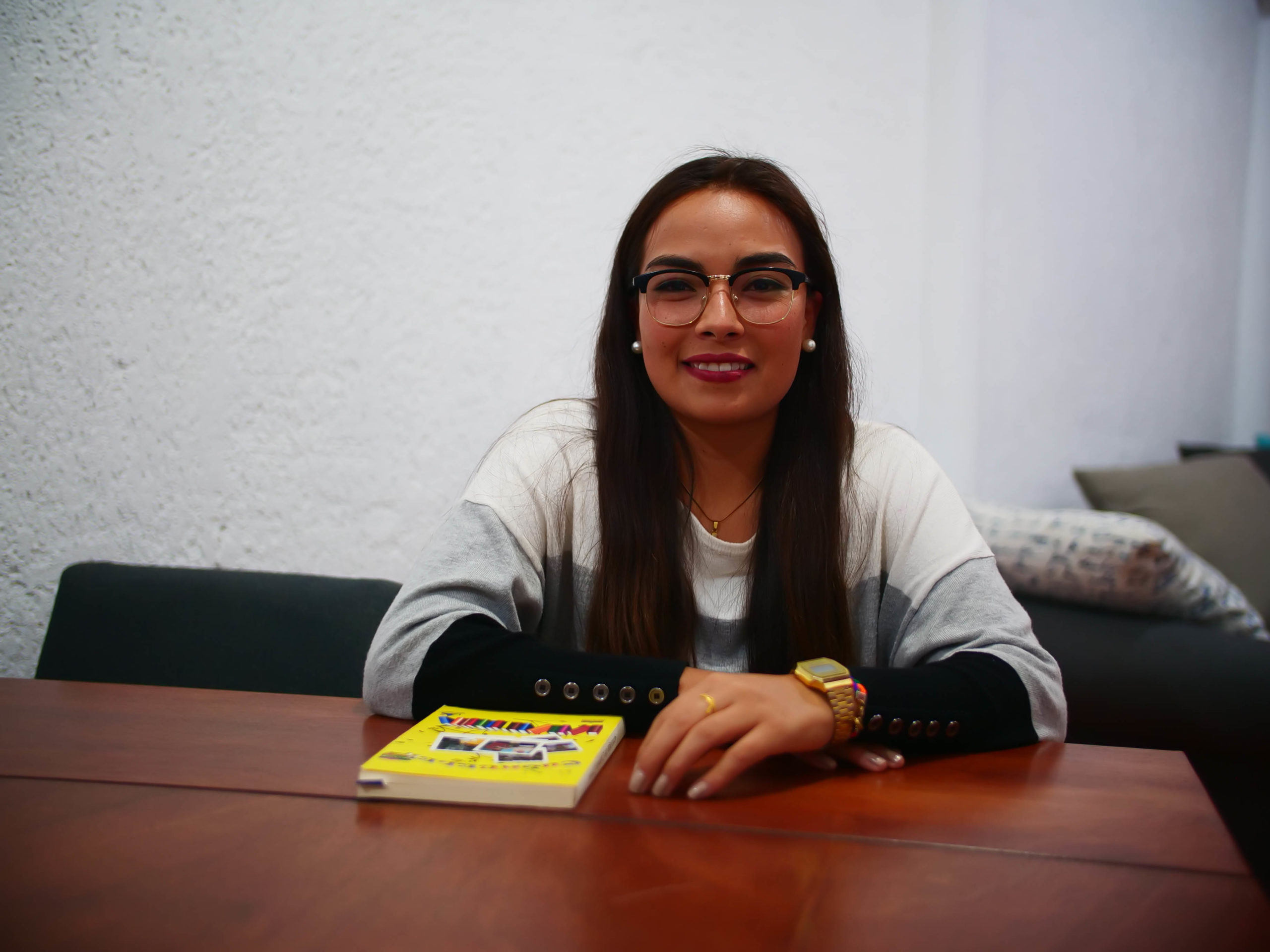 Karen Azucena; la determinación de una estudiante de comunidades de aprendizaje