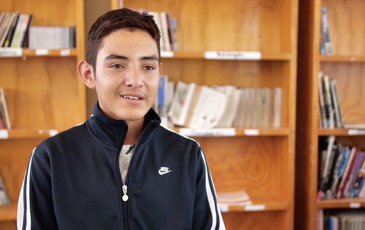 Desarrollo de la comunidad de aprendizaje de la Telesecundaria Francisco Goitia, en Santa Rita, municipio Gral. Francisco R. Murguía, Zacatecas