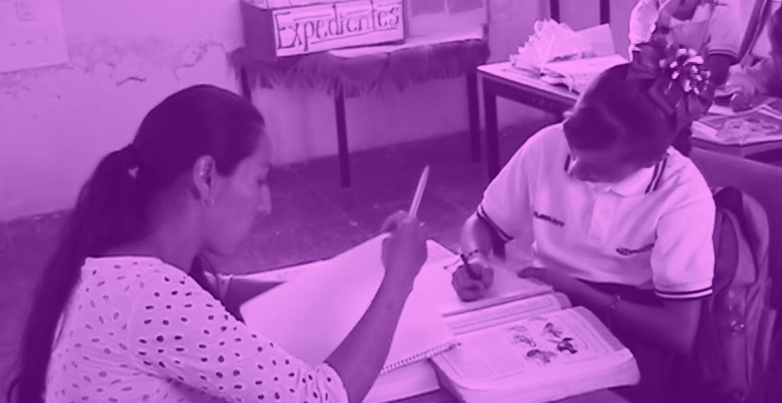 Proceso de aprendizaje profundo  de una alumna de primaria  en un contexto de alta marginación¹